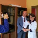 Giancarlo Niutta, Caterina Cacace